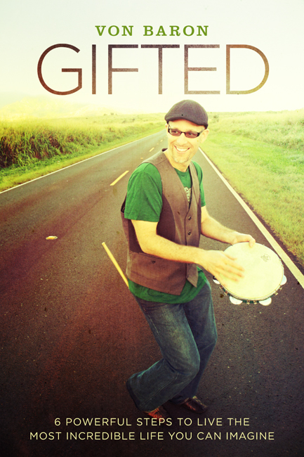 1st Draft of Gifted Cover Design