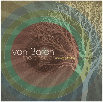 von Baron - The Answer Album Cover Art