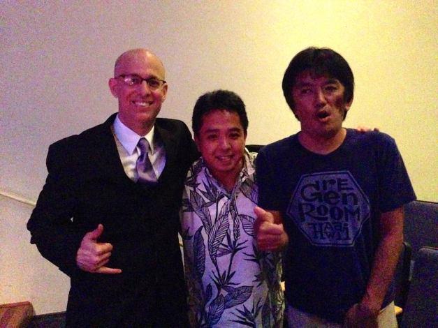 Von, Herb and Shun